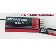 Skyartec 2 in 1 receiver (HS044)