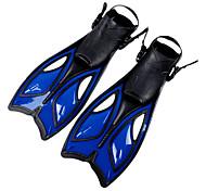 Diving Fins Diving / Snorkeling / Swimming Neoprene Blue