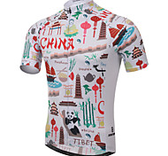 XINTOWN British Style Cycling Clothing Bike Bicycle Short Sleeve Tops