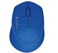 originais Logitech M280 mouse sem fio 2,4 g ratos sem fios 10m óptico para portátil preto / desktop / azul / vermelho / cinza