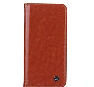 estojo de couro carteira de luxo cobrir com slot foto saco de telefone estilo suporte para samsung nota 5