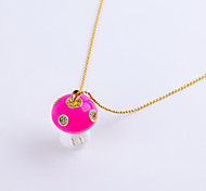 32GB Necklace Mushroom Jewelry USB 2.0 Rotatable Flash Memory Stick Drive U Disk ZP-17