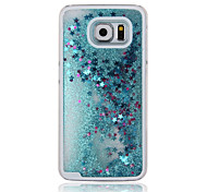 Quicksand Sparkle Stars Luxury PC Back Case for Samsung Galaxy A510 2016(Assorted Colors)