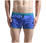 Men's Casual Pants Loose Boxer Shorts Home