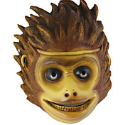 Journey To the West the Monkey King White Resin Mask