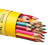 Wood Cute Colored Pencils