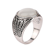 Z&X® Alloy Ring Statement Rings Party / Daily 1pc
