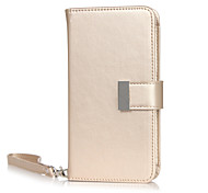 Korean Version Of The Multi-Function Leather Wallet Phones for iPhone 6/6S/6 Plus/6S Plus
