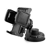 Car Black 360°Air Vent Dash Holder Cradle Mount for Cell Mobile Phone iPhone
