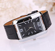 Men's Watch Dress Watch Square Dial