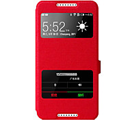 PU Leather Full Body Cases for HTC Desire 820