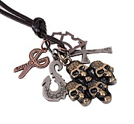 Men's Fashion Rope Vintage / Cute / Party / Work / Casual Alloy / Others Braided/Cord  KeyNecklaces