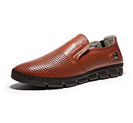 Aokang Men's Leather Loafers