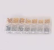 beadia 1 шт моды заключения ювелирных изделий омара пряжки&Перейти кольцо&обжимной колпачки&расширение сети&серьги