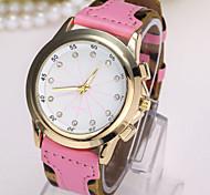 Women's  Leopard Belt Fashion Watches Cool Watches Unique Watches