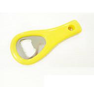 anillo de tenis raqueta de forma personalizada de metal de Keychain llavero llavero (color al azar)