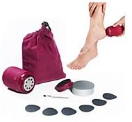 Deluxe Pedicure Pedi Pro Foot File Dry Hard Skin Remover Xmas Gift