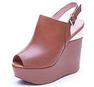 Aokang® Women's Leather Sandals - 132718001