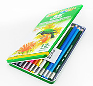 Plastic Cute Water Color Pens(24PCS)