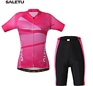 Cycling Clothing Sets/Suits / Arm Warmers / Jerseys Women's BikeBreathable / Quick Dry / 4D Pad / Reflective Strips / Back Pocket /