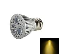 3W E26/E27 Focos LED BA 3 LED de Alta Potencia 200 lm Blanco Cálido Decorativa AC 85-265 / AC 100-240 / AC 110-130 V 1 pieza