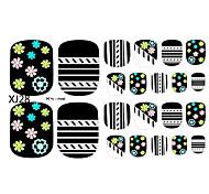 belle unghie scintillio 3d adesivi per unghie