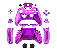 Replacement Controller Case for Xbox One Controller Plating Red/Golden/Blue/Purple/Green/Silver