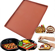 Non-Stick Silicone Multifunction Oven Mat Baking Cake Pad Swiss Roll Pad Bakeware Baking Tools