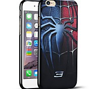 3D Embossed Super Hero Protective Back Cover Soft Apple iPhone Case for iPhone 6S/iPhone 6