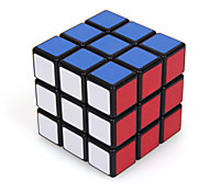 Magic Cube IQ Cube Shengshou Three-layer Speed Smooth Speed Cube Magic Cube puzzle Black Plastic