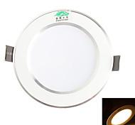 5W Luci da soffitto 10 SMD 5730 480 lm Bianco caldo Decorativo AC 85-265 V 1 pezzo