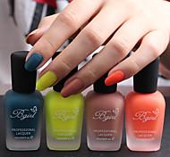 4 PCS-Bgirl Nail Art  Matte Nail Polish -16ml/Bottle (25-28) 4 colors /Set