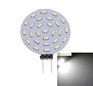 3W G4 Lâmpadas de Foco de LED MR11 27 SMD 3014 300-380 lm Branco Quente / Branco Frio Decorativa DC 12 / AC 12 V 1 pç