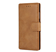 High Class PU Leather Case for Huawei P8 Lite