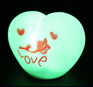 Creative Color-Changing Love the Colorful LED Night Light