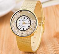 Masculino Mulheres Relógio Esportivo Relógio Elegante Relógio de Moda Relógio de Pulso Quartzo Mostrador Grande Lega Banda PendenteCores