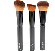 Professional Makeup Brushes Set 3pcs Multipurpose Brushes For Face Makeup
