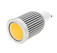 5W GU10 LED Spot Lampen MR16 1 COB 650 lm Warmes Weiß / Kühles Weiß Dekorativ AC 85-265 V 1 Stück