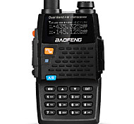 BaoFeng UV-5R 4th Generation 5W/1W 128Channels 136-174MHz / 400-520MHz Two Way Radio