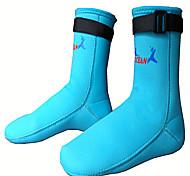 Neutral non-slip Bottom Diving Socks Warm Socks Winter Swimming Diving Shoes