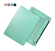 """Newest Silk PU Surface Laptop Full Body Case Cover  for  MacBook Pro 13""""/15"""""""