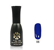 1шт УФ гель-лак для ногтей долговечными ногтей гель выдерживает- светодиодные лампы гель для ногтей 15 мл