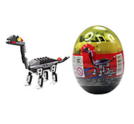 Dr 6301 Lego Toys New Le Dinosaur Twisted Egg Block Puzzle Block To Hold Assembled Children'S Toys