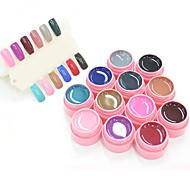 30611c Canni Fabrik hohe Gewinnspanne Produkte Farbengel-Nagellack UV Gel