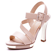 Aokang® Women's Leather Sandals - 342818032