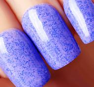 Ekbas Purple Matte Nail Glue 16ML Nail Polish