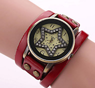 Woman's  Retro Pentagram Watch Cool Watches Unique Watches