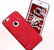 For iPhone 6 Case iPhone 6 Plus Case Other Case Back Cover Case Glitter Shine Hard PC for iPhone 6s Plus iPhone 6 Plus iPhone 6s iPhone 6