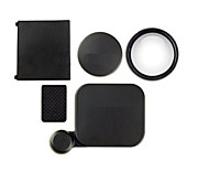 Lens Protector Cap Set for Gopro hero 3+