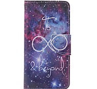 Star 8 Painted PU Phone Case for Huawei P9/P9lite